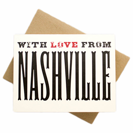 With Love From Nashville