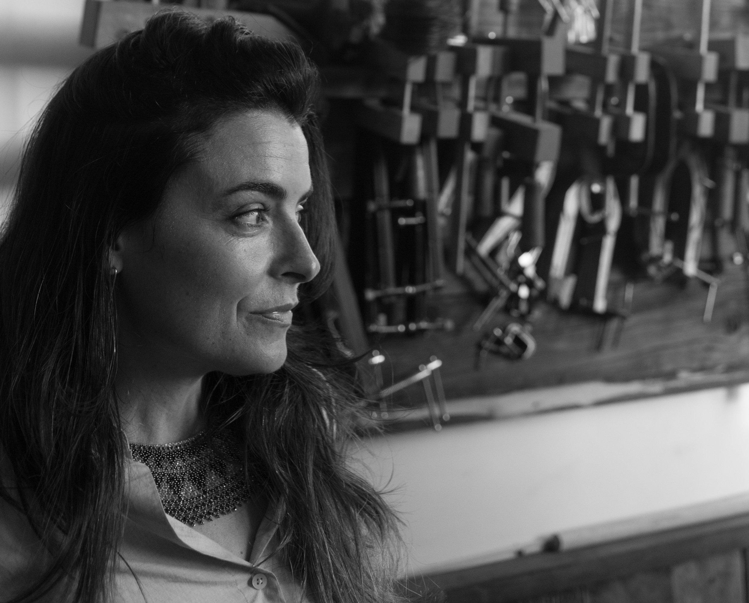 Anna at M. Walker Guitar Shop-10.jpg