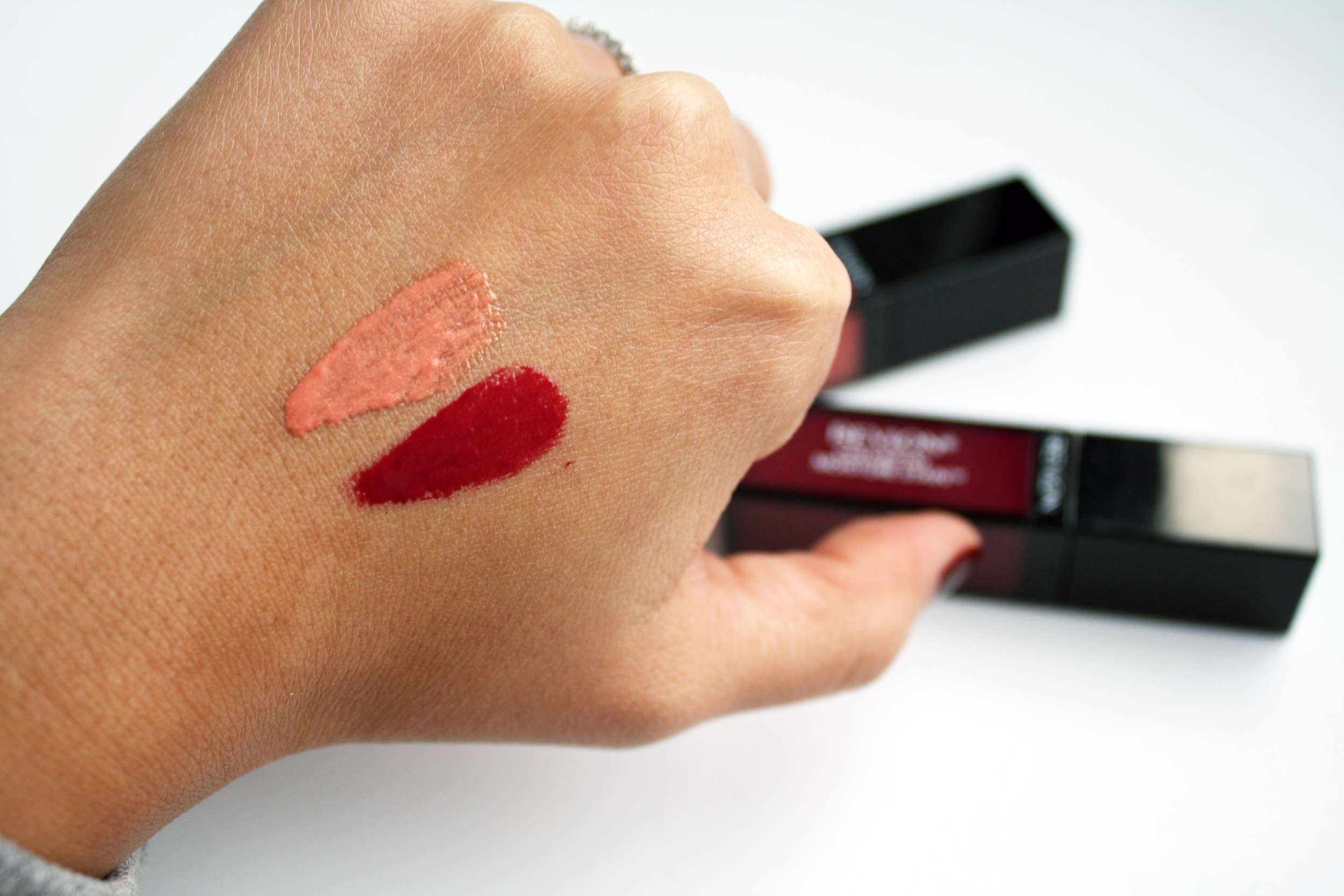 Revlon Colorstay Moisture Stain London Posh and Parisian Passion
