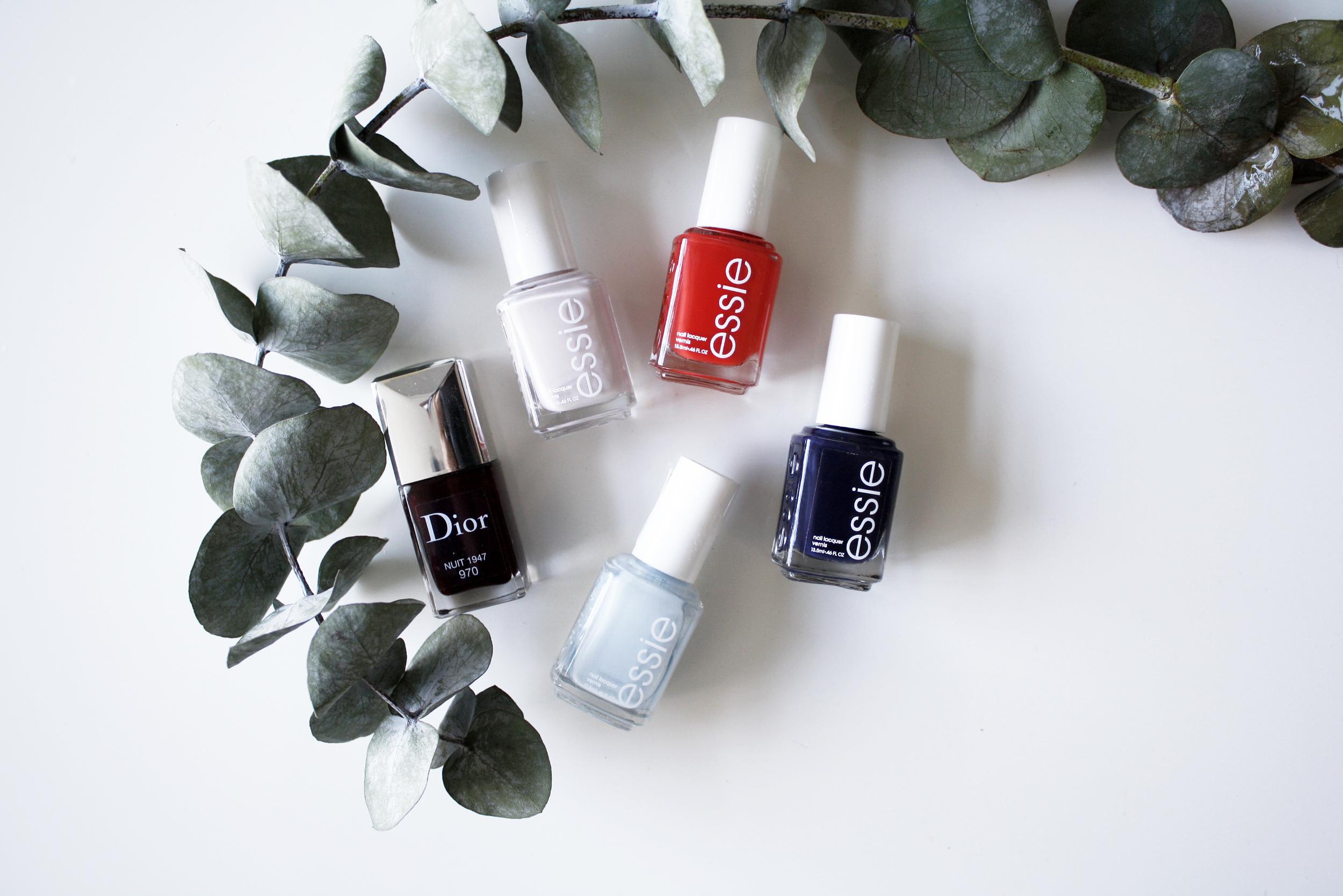 top 5 nail polishes