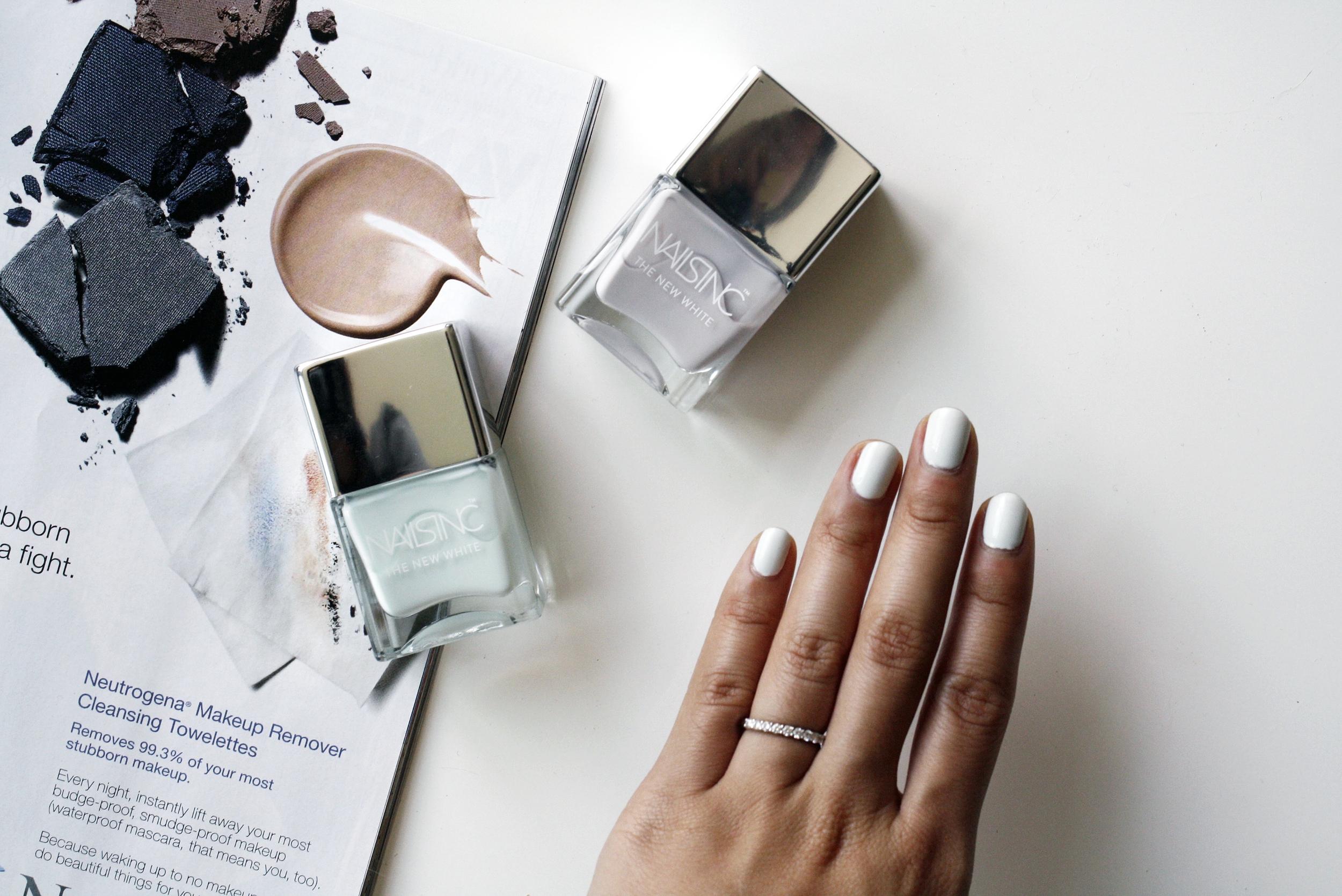 Nails Inc The New White