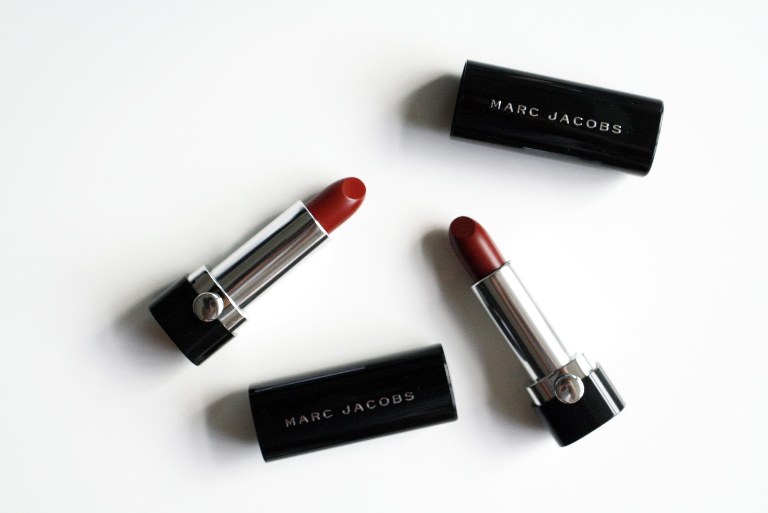 marc jacobs lipsticks
