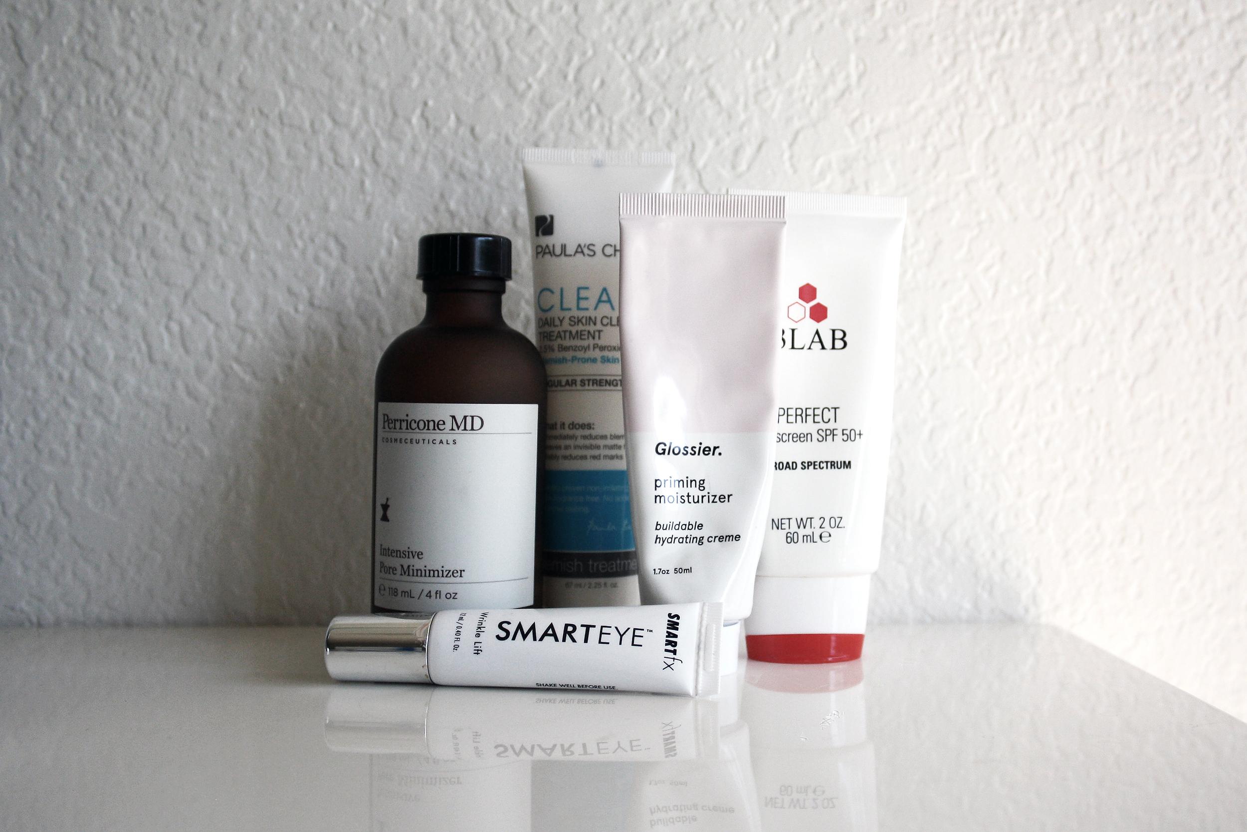 Skincare Before Makeup
