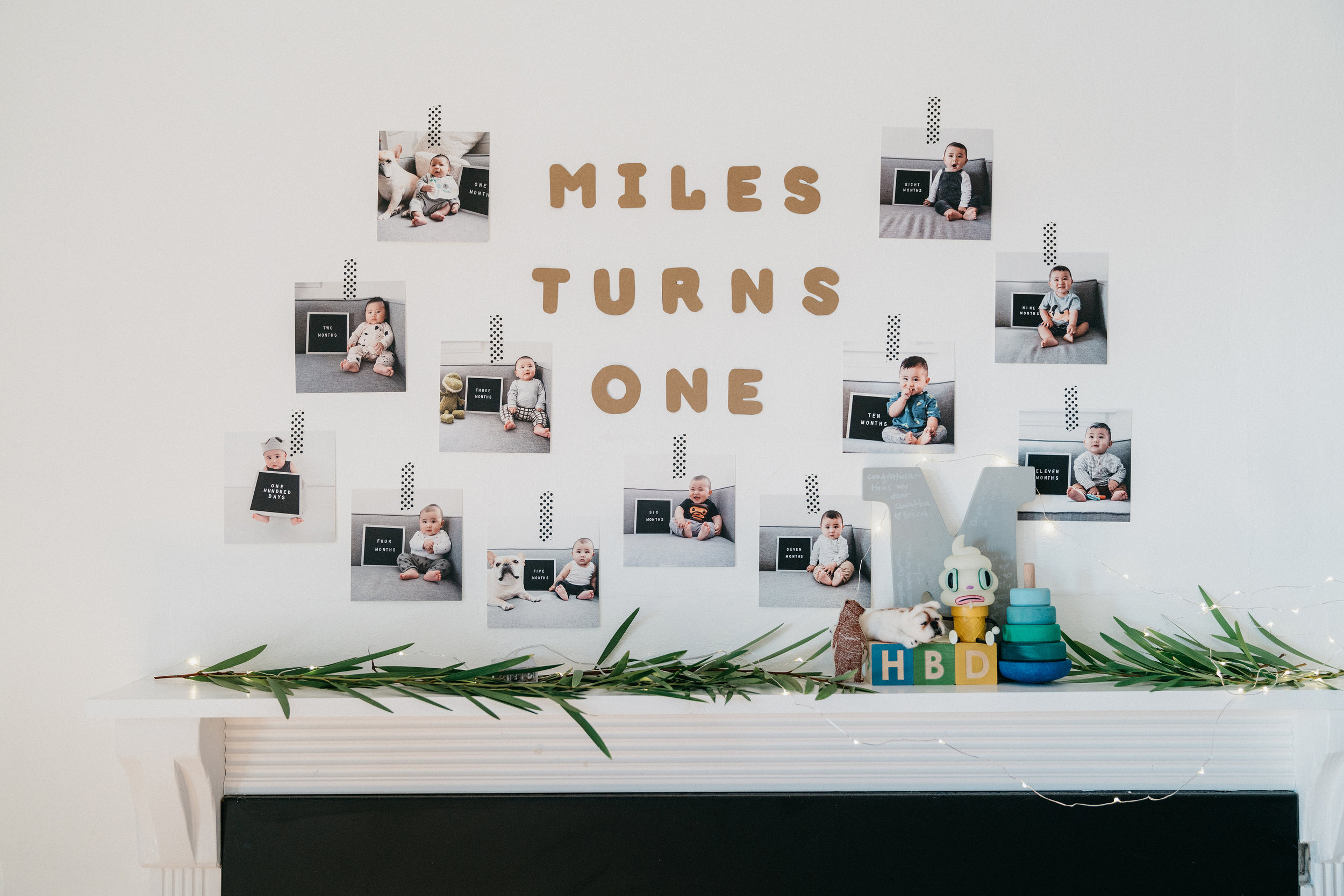 Miles Month-to-Month