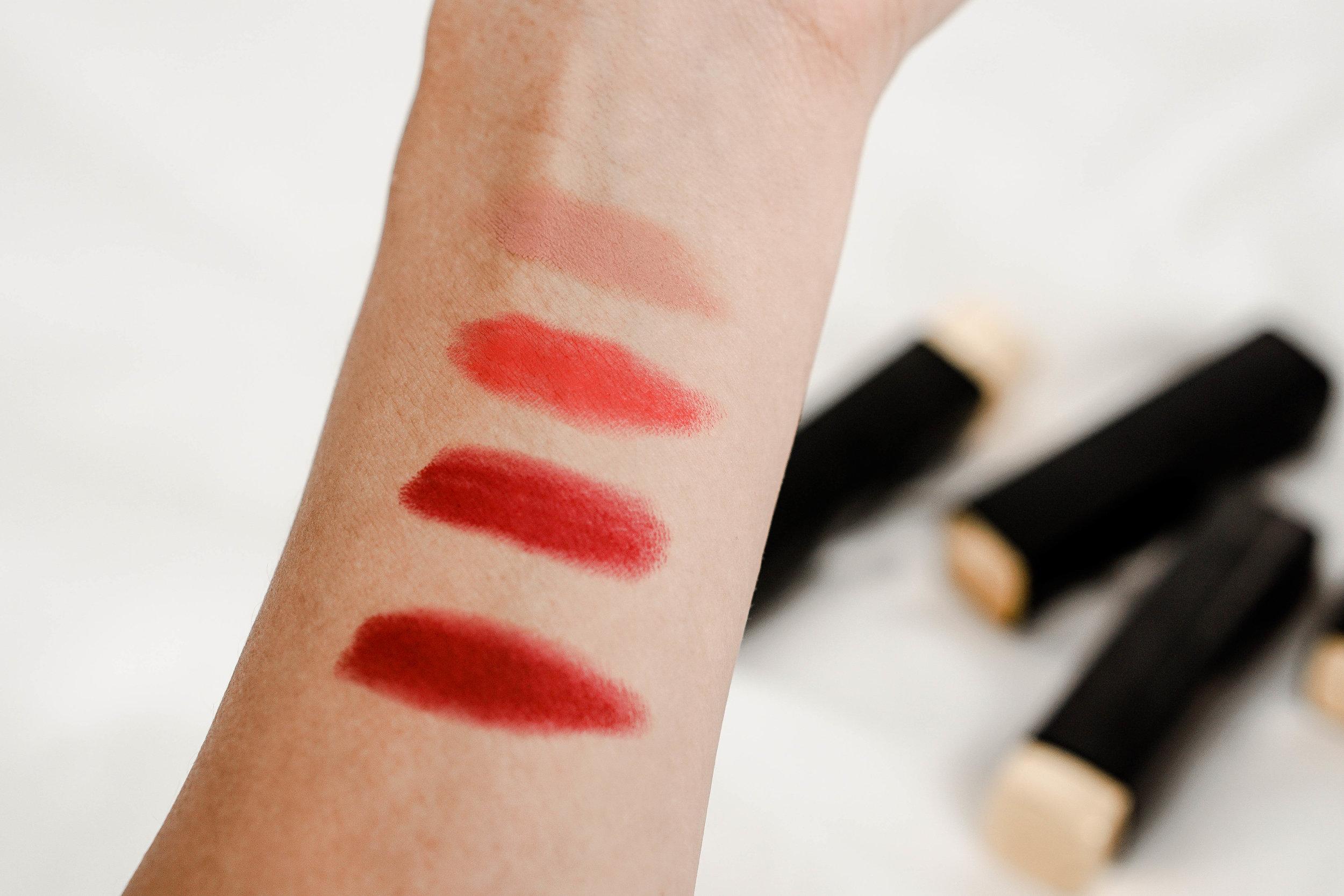 Chanel Rouge Allure Luminour Intense Lip Colours