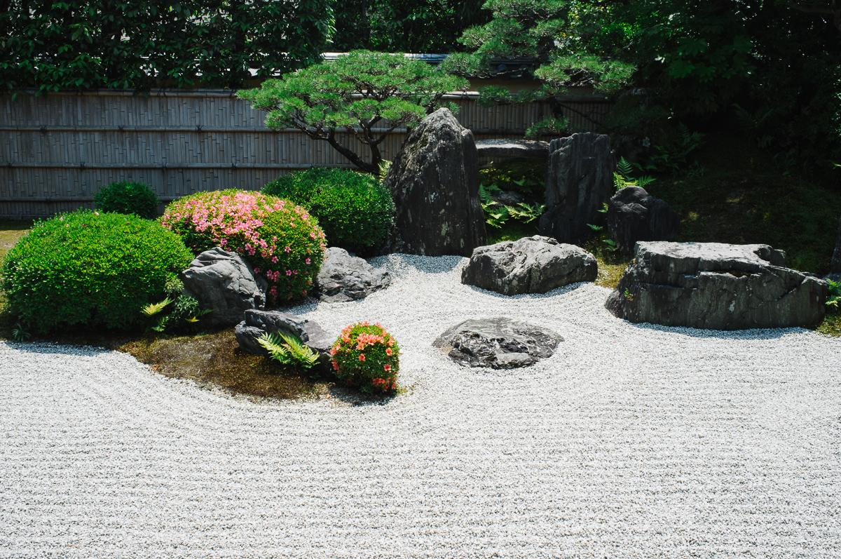 Daitoku Zen garden