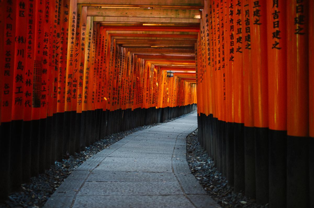Fushimi-Inari-Taisha