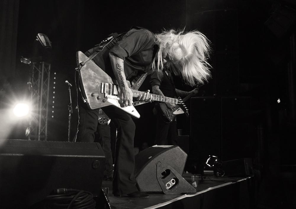 Lynyrd Skynyrd, Classic Rock awards, November 2012