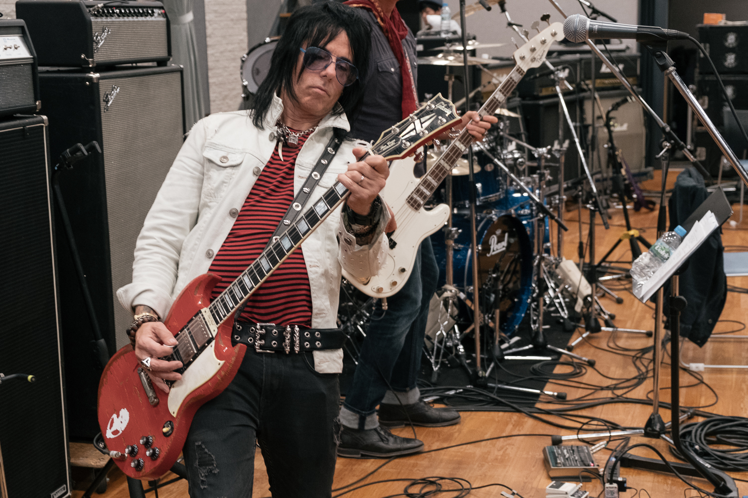 Tommy Henriksen, Rehearsals for the Japan Classic Rock Awards