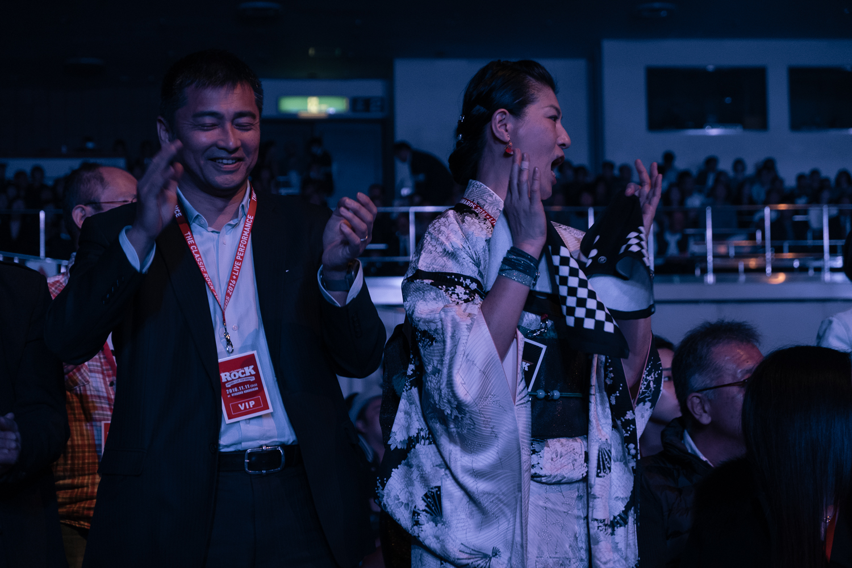 Full Kimono for this Cheap Trick fan , Japan Classic Rock Awards