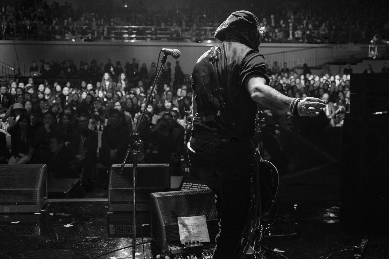 Johnny Depp, Classic Rock Awards,Tokyo, November 2016