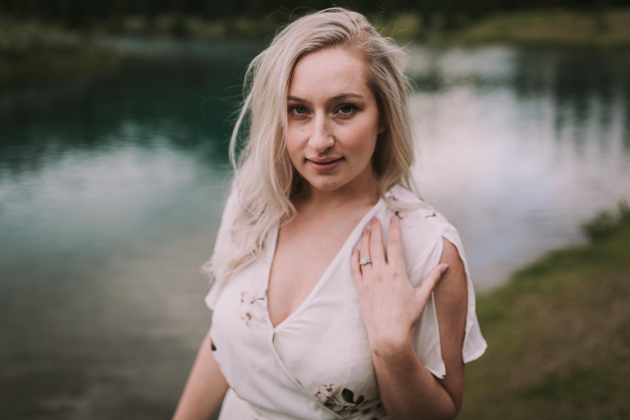 Calgary adventurous wedding photography
