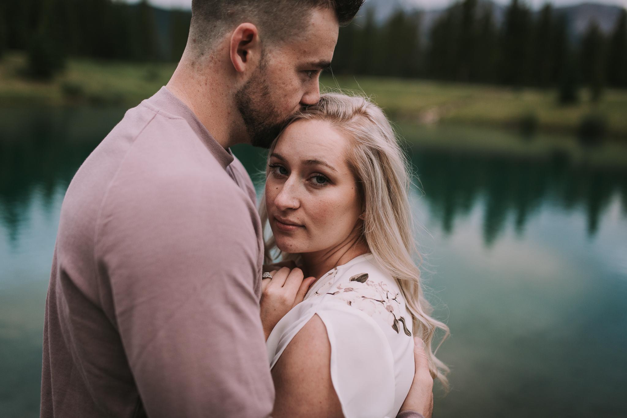 Calgary adventurous wedding photographer