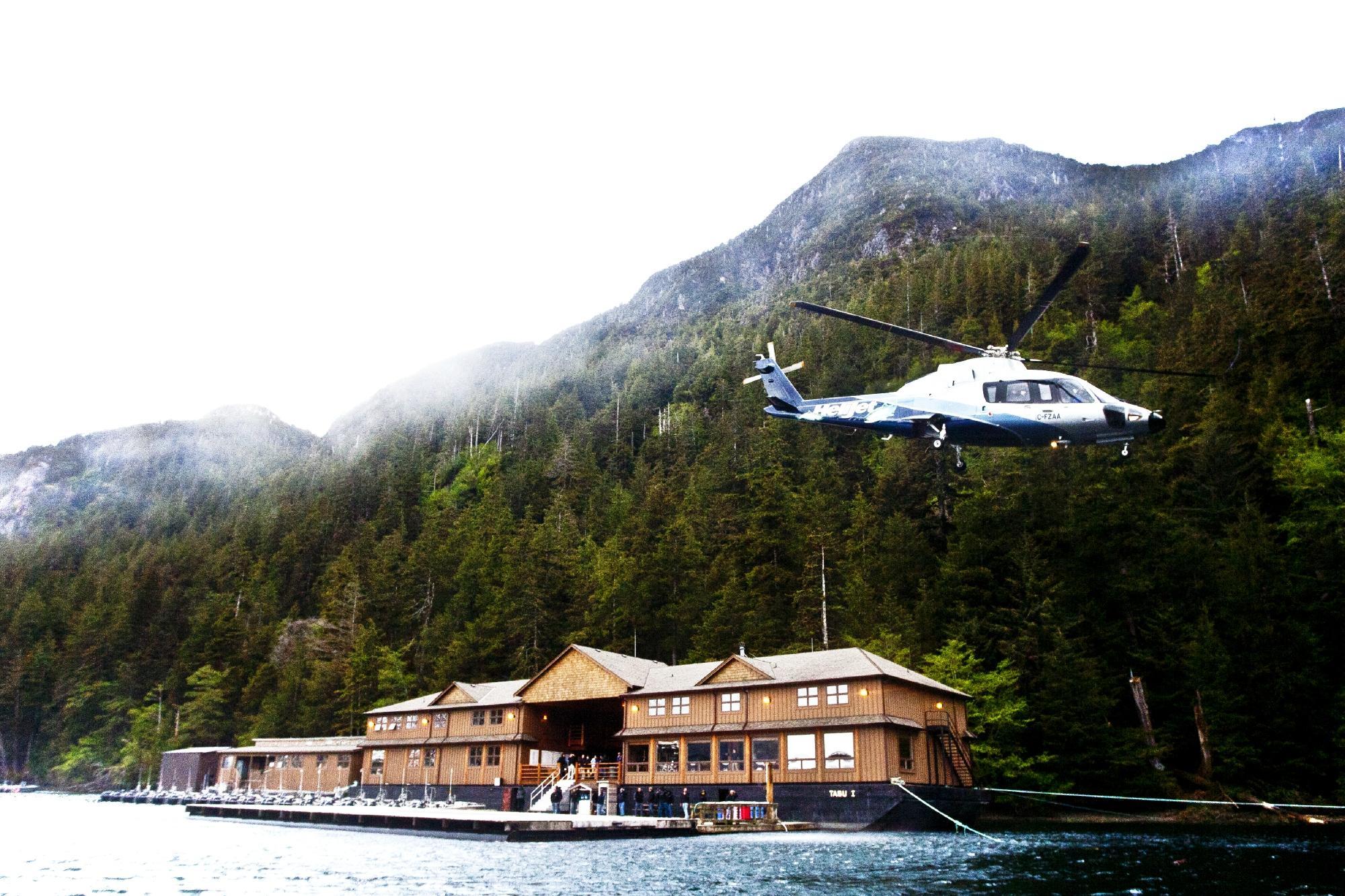The Lodge on Hippa Island