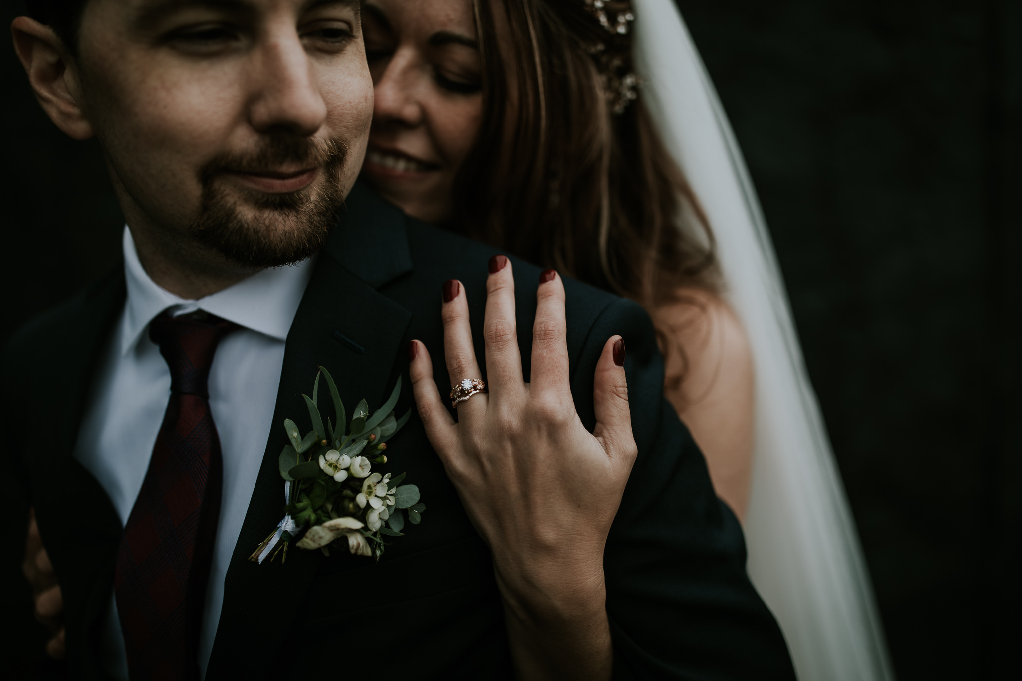 Intimate Wedding Photographer Calgary