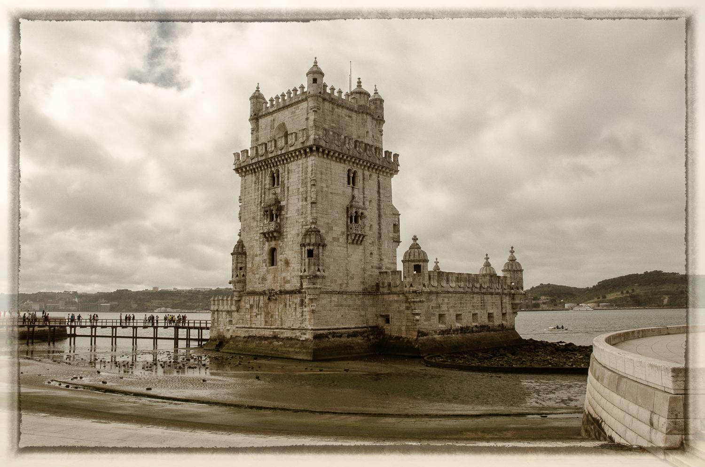 Torre de Belém, Lisbon