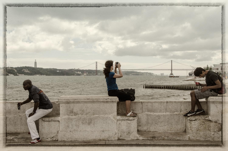 Tagus River, Lisbon