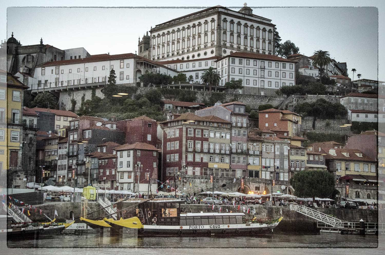 Historic Porto Waterfront