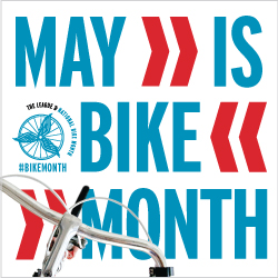 National Bike Month Poster