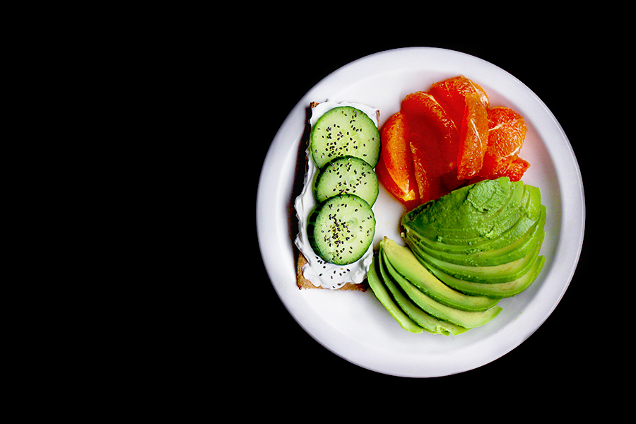 @TeamYogurt Cucumber Labneh Crackers with Orange and Avocado.jpg