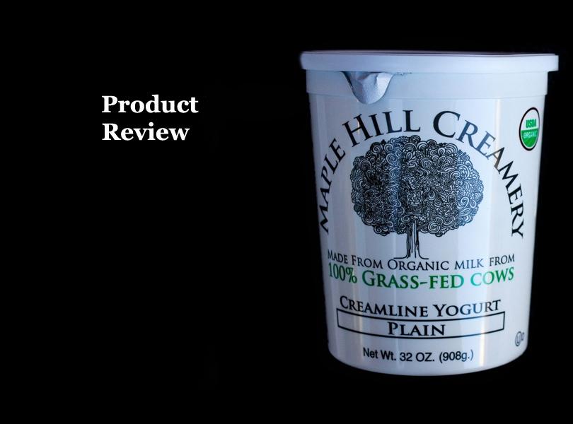 Product Review | Maple Hill Creamery Creamline Whole Milk Plain Yogurt