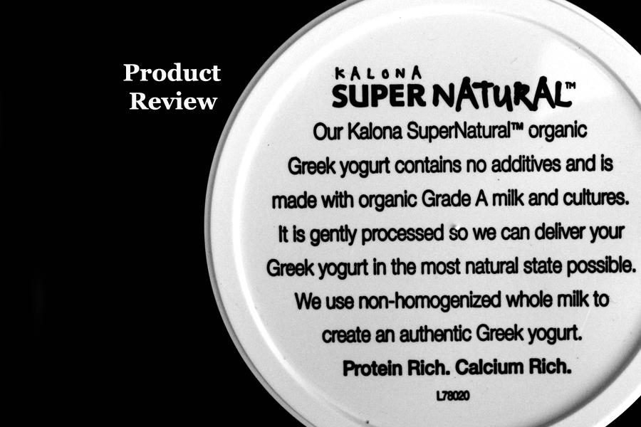 Product Review | Kalona Super Natural Whole Milk Plain Greek