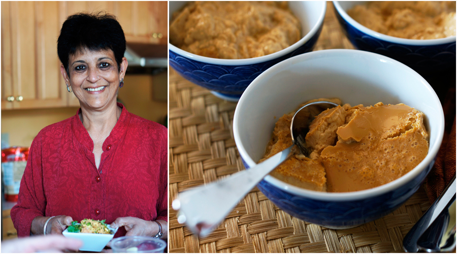 Read Ivy Manning's Feature Story: Memorializing a Life with Bengali Mishti Doi  | Photographs © Gregor Torrence
