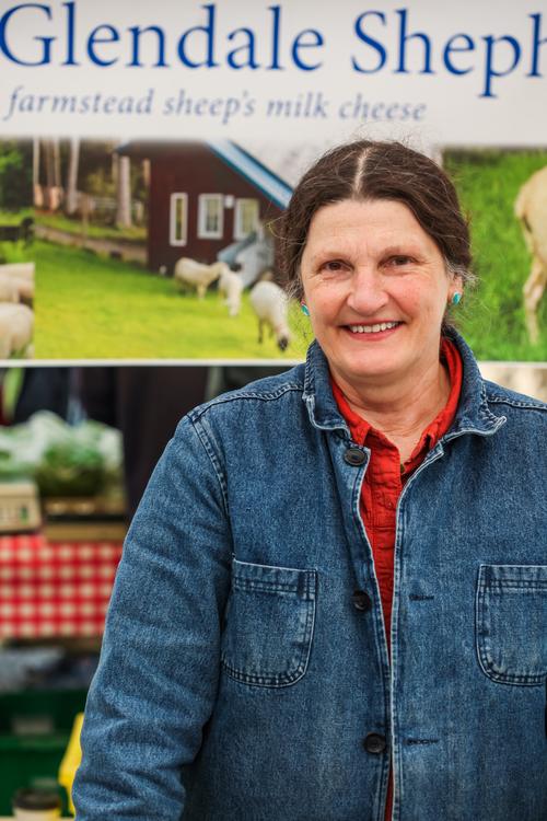 Lynn Swanson of Glendale Shepherd