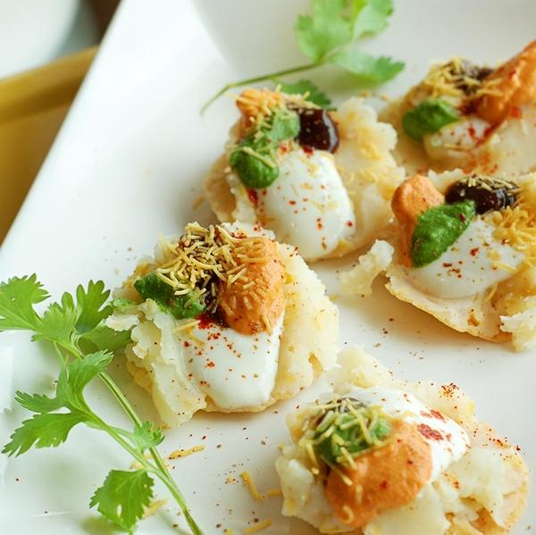 Shefaly's Dahi-Puri