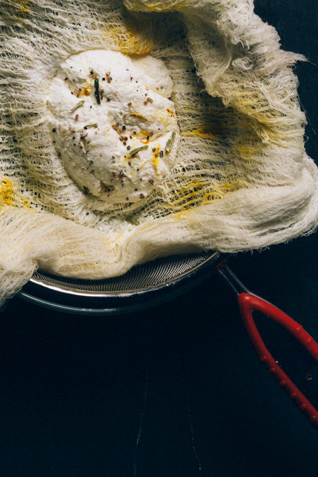 Shrikhand (saffron- and cardamom-scented strained yogurt) | Photograph © Prerna Singh