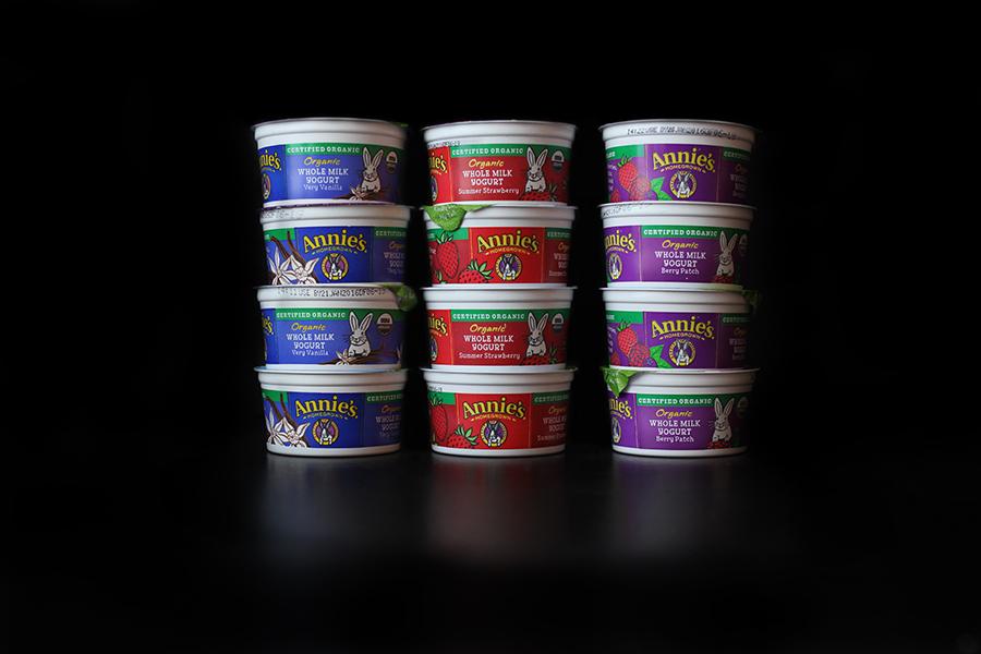 Annie's New Line of Whole Milk, Organic Yogurt | #choosegood @annieshomegrown