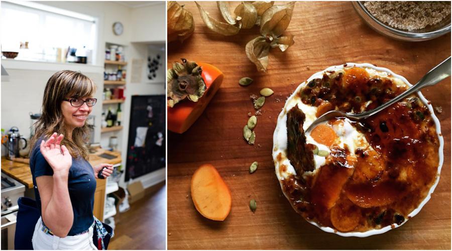 Elisabeth Prueitt of Tartine Bakery |  Read Our Profile of Elisabeth  | Photographs Courtesy Tartine Bakery
