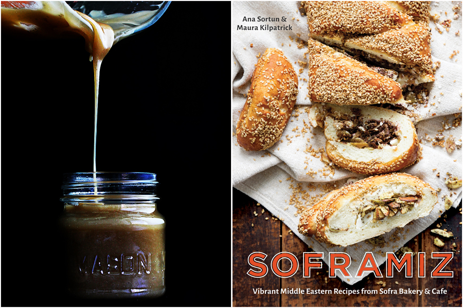 Sesame Caramel Sauce | Recipe by Maura Kilpatrick Appearing in the Fall 2016 Cookbook Soframiz by Ana Sortun + Maura Kilpatrick