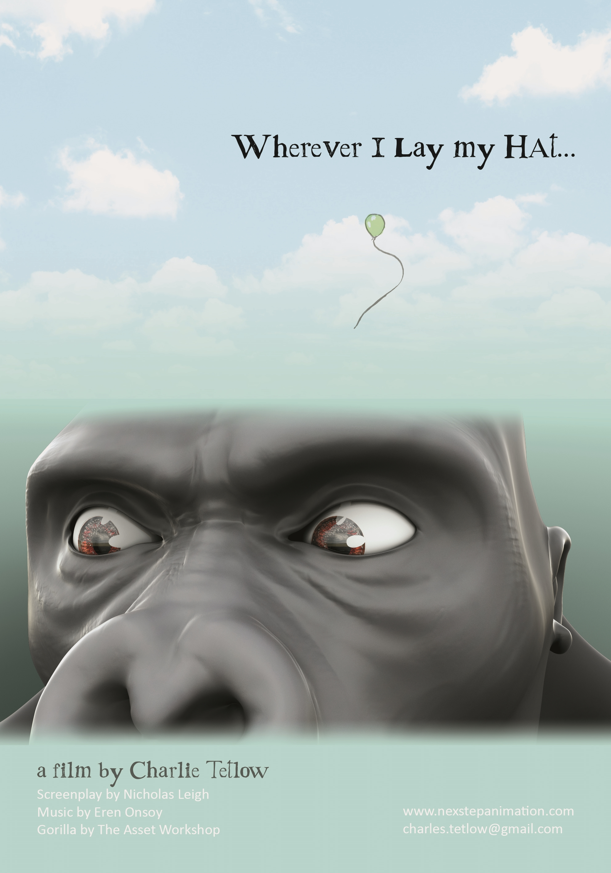 WHEREVER I LAY MY HAT (2015)