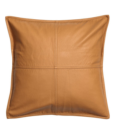 Imitation Leather Cushion Cover - $12.99