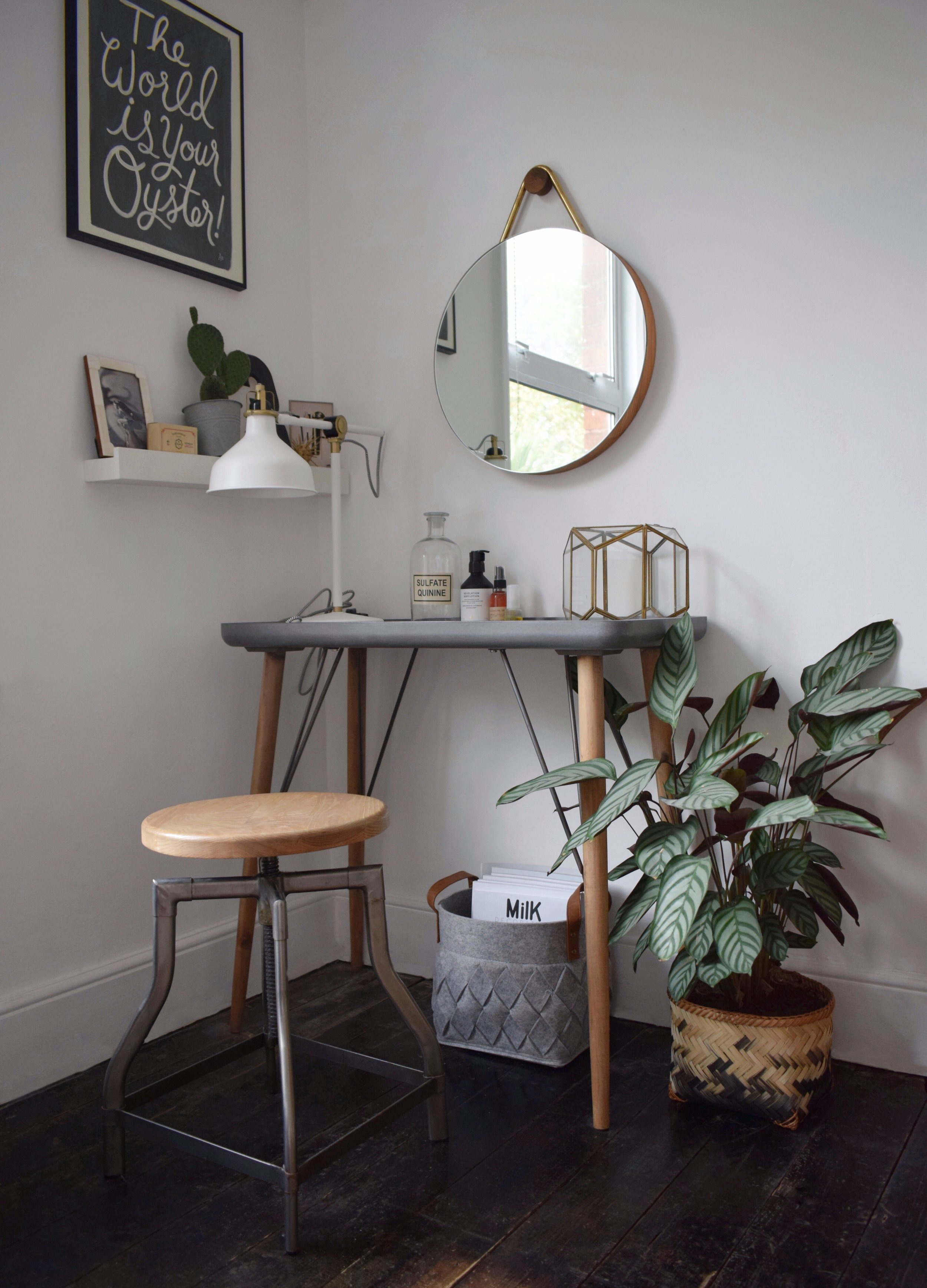 scandinavian rustic bohemian white nordic plants minimalist hygge bedroom.jpg