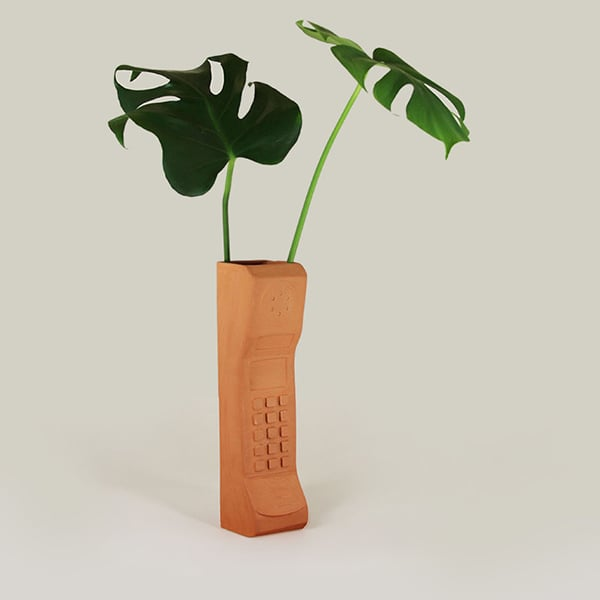 Old School Cell Vase