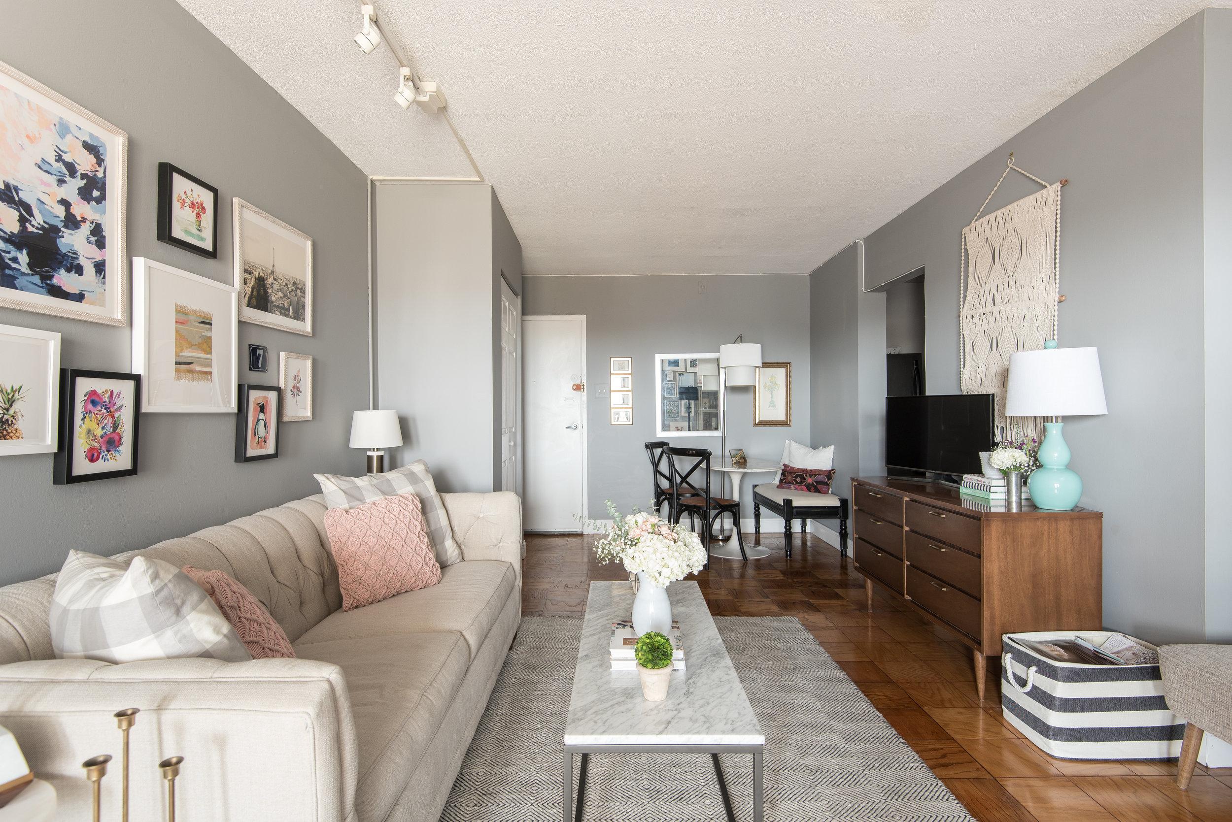 urban apartment decorating — Blog — StyleMutt Home - Your ...