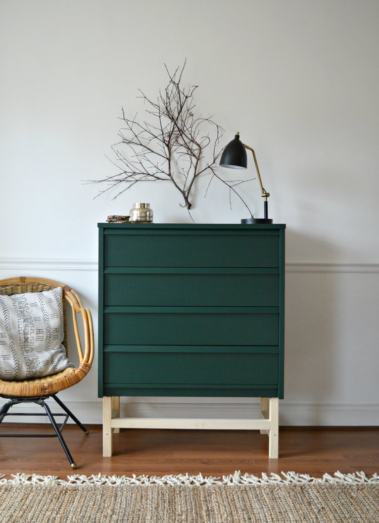 Mid Century in 'Scholar Green' - January 2017