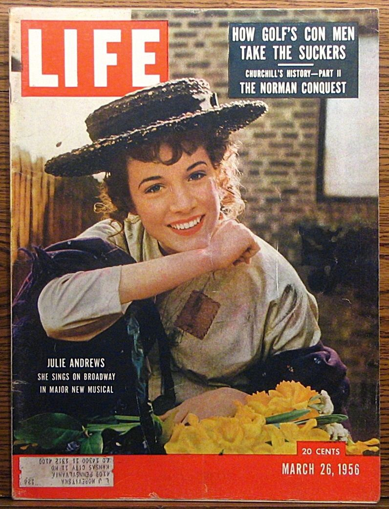 Life Magazine,  March 26, 1956 issue, featuring the fascinating story of 'How Golf's Con Men Take the Suckers'