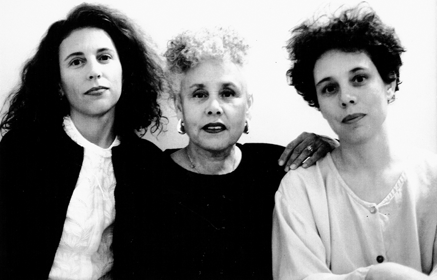 Lezley, Betye + Alison (1995)  Photo courtesy of Tracye Saar