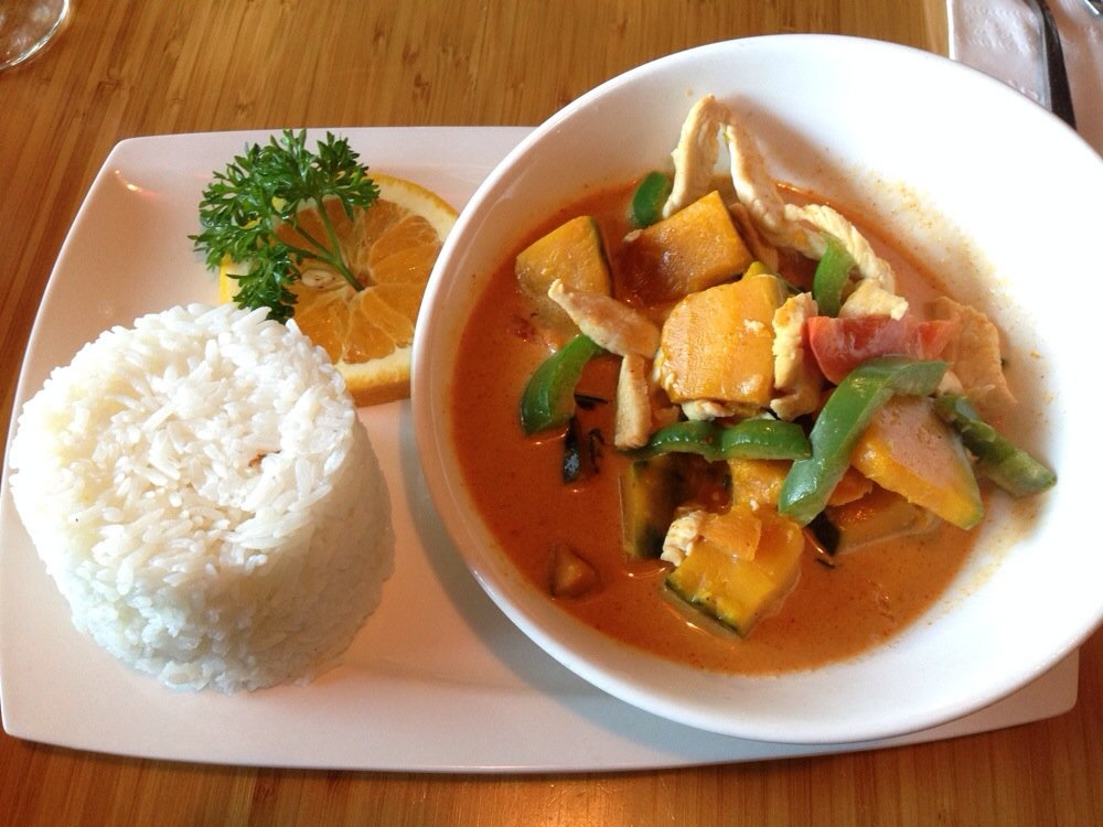 Pumpkin Curry. (Yelp/ Lisa M.)