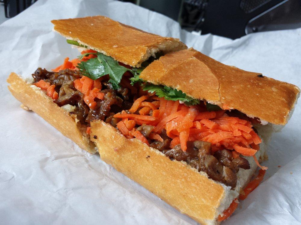 BBQ Pork Banhmi. (Yelp/H N.)