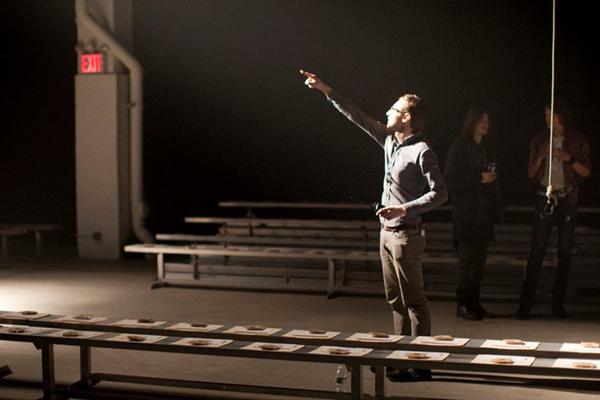Seth Bernstein, photo by Akira Yamada