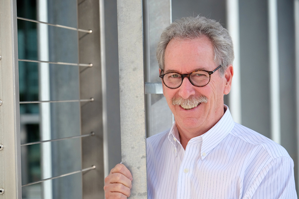 Norman Coates' official UNCSA photo