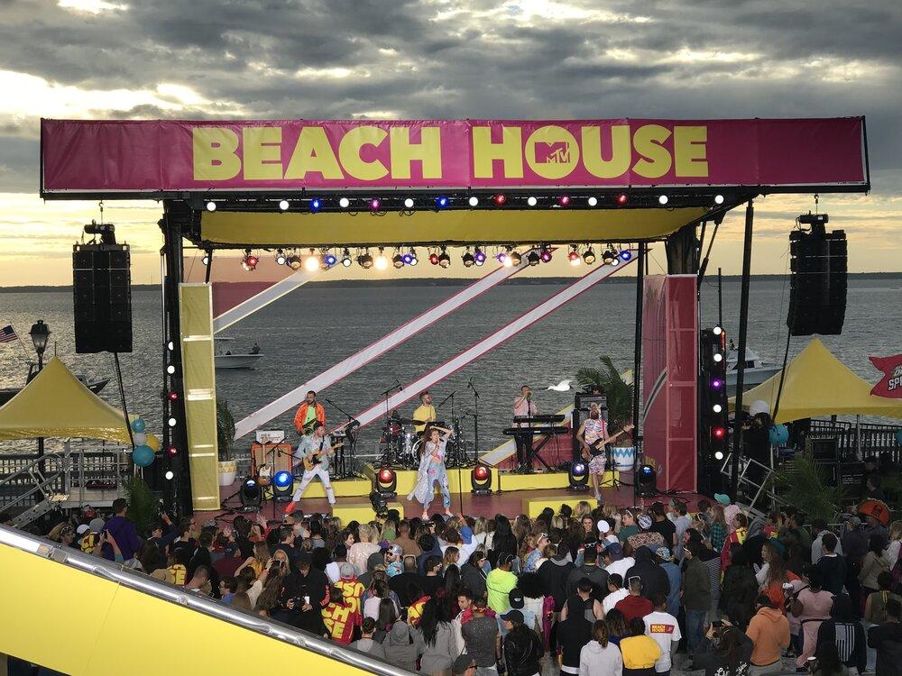 MTV Beach House