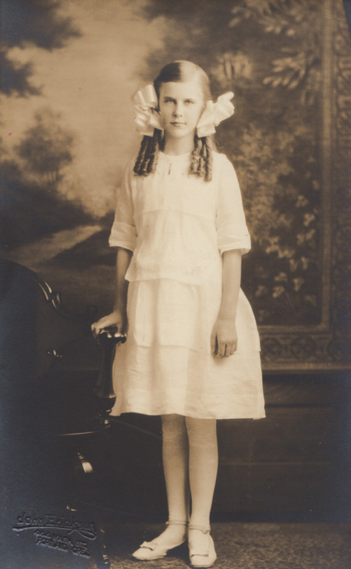 Portrait by: John Erickson, 444 Washington Street, Portland, OR