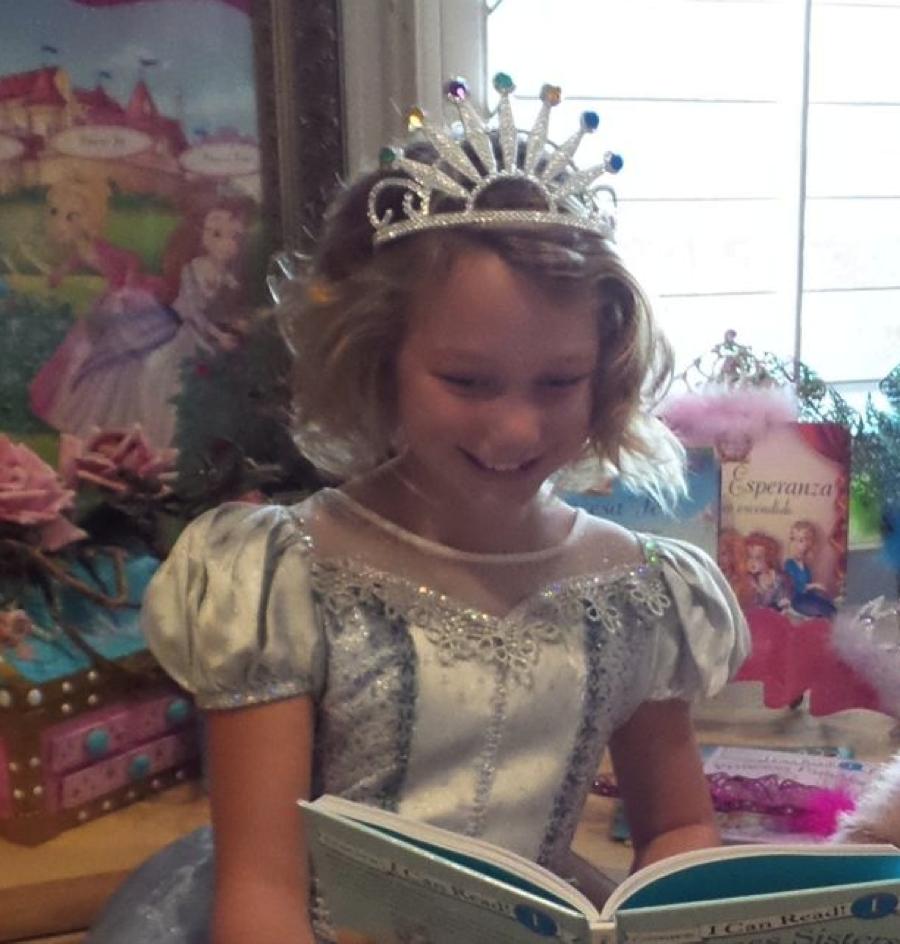 Princess Megan Joy
