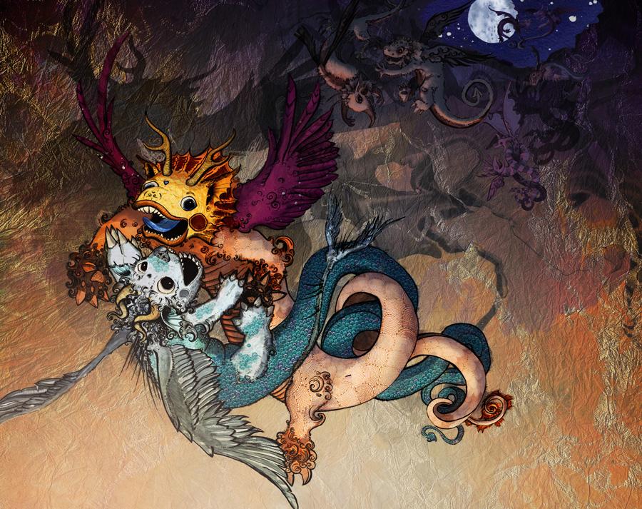 Cuddle Dragons SWoolley.jpg