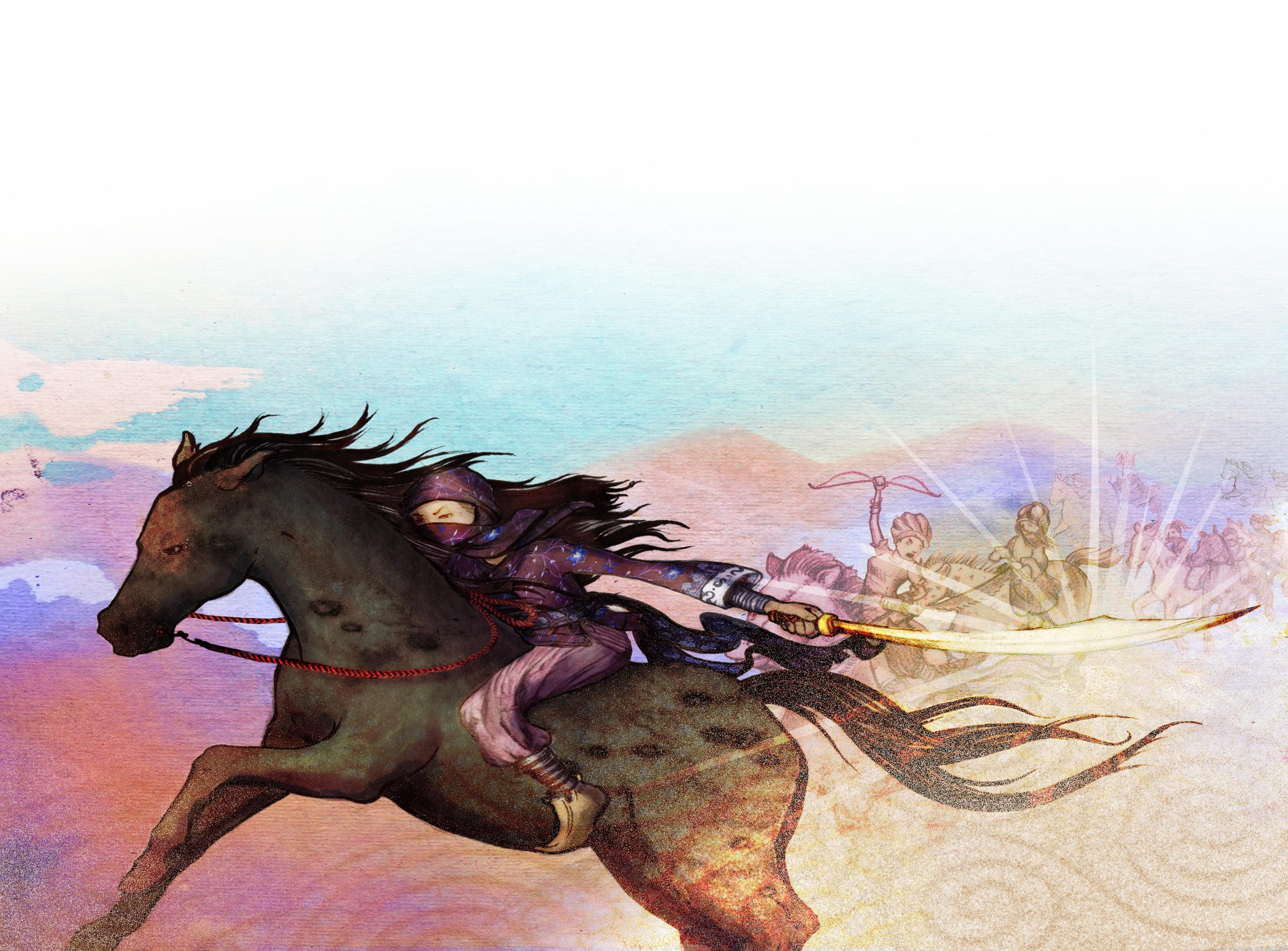 Rimonah's Great Escape